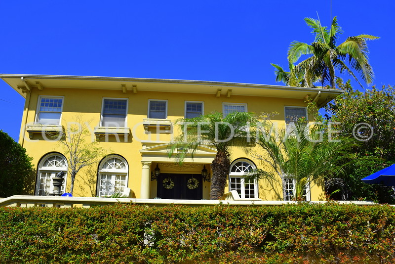 3248 Brant Street, San Diego - 1920 Lucy Killea House, Alexander Schreibner, Architect, Italian Renaissance Style