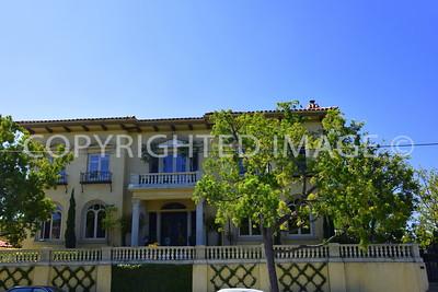 435 West Walnut Street, San Diego - 1926 Morris and Lilian Herriman House,  Neoclassical Style