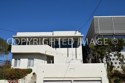 2186 West California Street, Hillcrest San Diego, CA - 1940 Art Deco Style