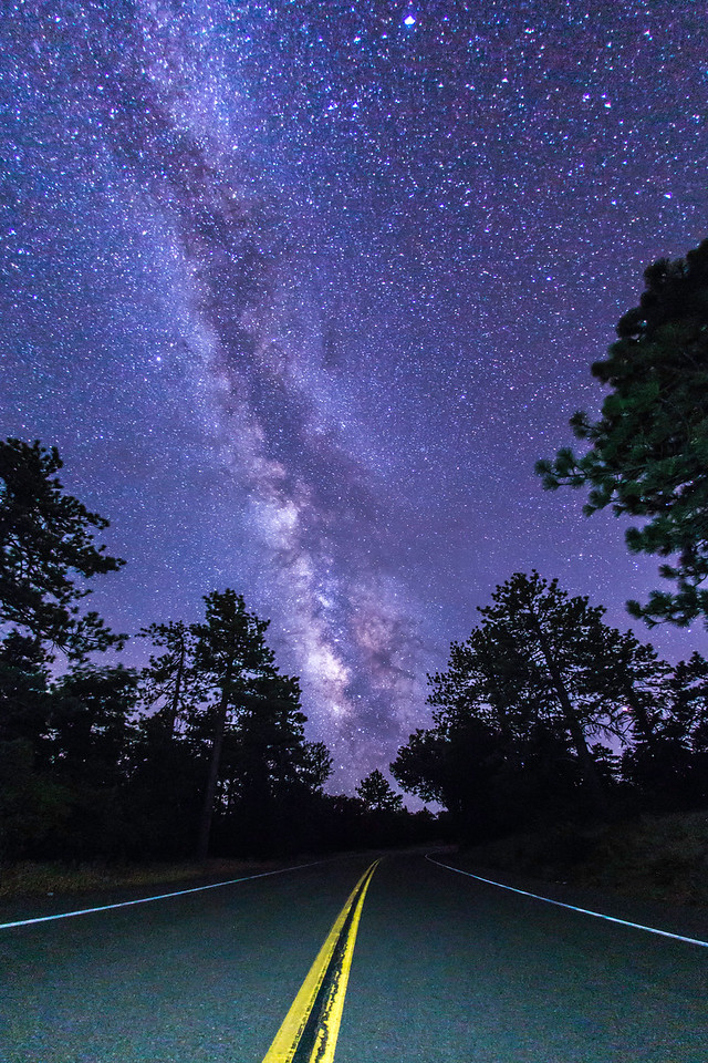 Highway to the Milky Way