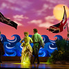 San Diego Opera presents Gilbert and Sullivan's THE PIRATES OF PENZANCE in October, 2017. Photo by Jeff Roffman for The Atlanta Opera.