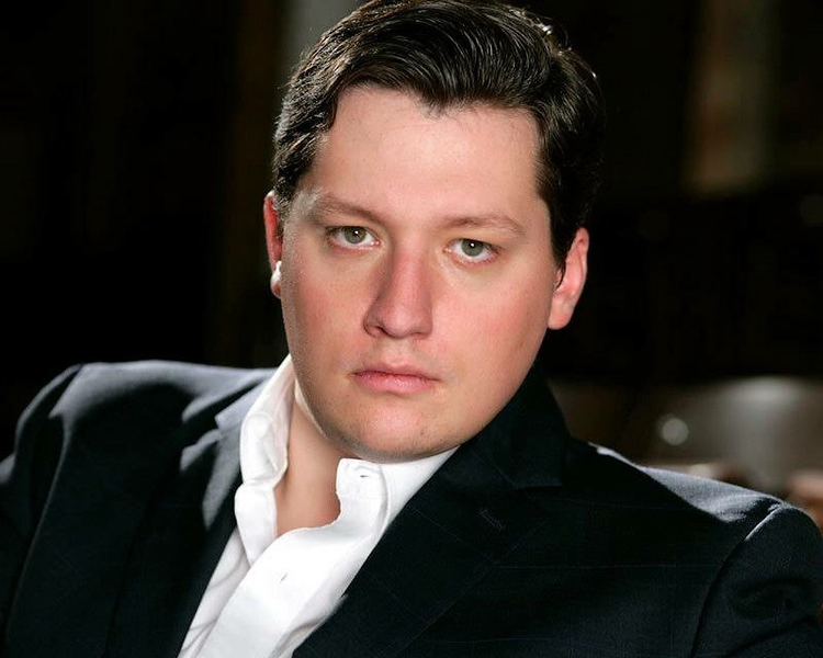Tenor Robert Watson sings Don Jose in CARMEN, March 30, April 2, 5, and 7m, 2019. Part of the Main Stage Series.
