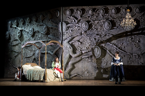 San Diego Opera 2018-2019 PreProduction Artwork