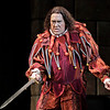 San Diego Opera presents Verdi's masterpiece, RIGOLETTO, February 2, 5, 8, and 10m, 2019. Part of the Main Stage series. Starring Stephen Powell (pictured) in the title role. Photo by Cory Weaver for The Portland Opera.