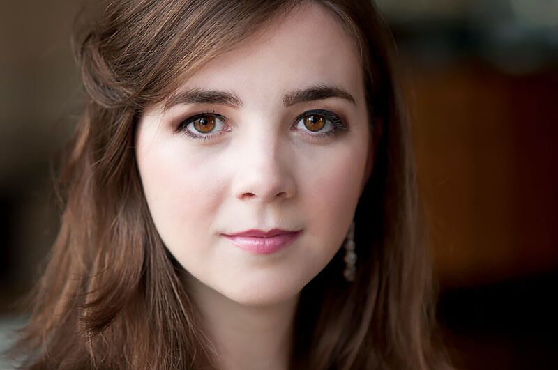 Soprano Sarah Shafer sings Susanna in THE MARRIAGE OF FIGARO, October 20, 23, 26, and 28m,  2018. Part of the Main Stage Series.