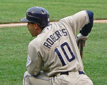 San Diego Padres, May 12-13, 2006