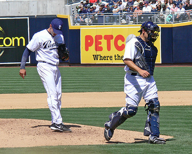 San Diego Padres, April 23, 2006