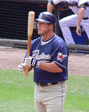 San Diego Padres, August 10, 2006