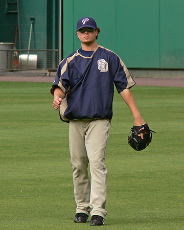 San Diego Padres, July 8, 2006