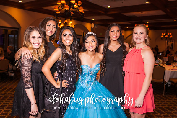 Admiral Baker Clubhouse | Quinceanera Photographer