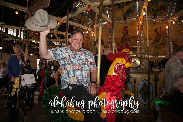 National Carousel Day at Balboa Park by AlohaBug Photography