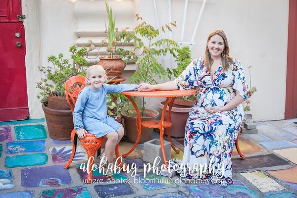 Amber + Family, Balboa Park Photographer