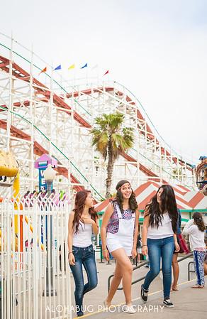 Alicia | Belmont Park | San Diego Portrait Photographer