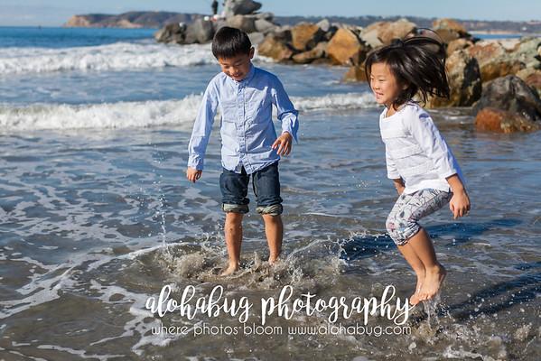 Emily + Family | Coronado Beach Family Photographer, AlohaBug Photography