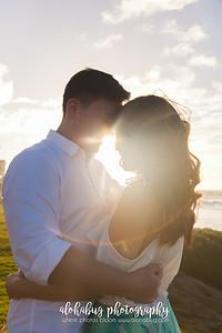 Cuvier Park Wedding Bowl Engagement Photos by AlohaBug Photography