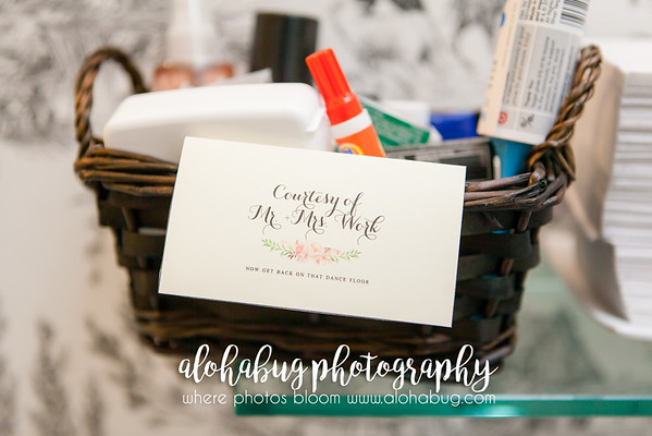 Kim + Garrett's Wedding by AlohaBug Photography