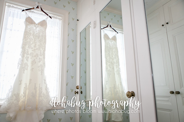 Kim + Garrett's Wedding by AlohaBug Photography