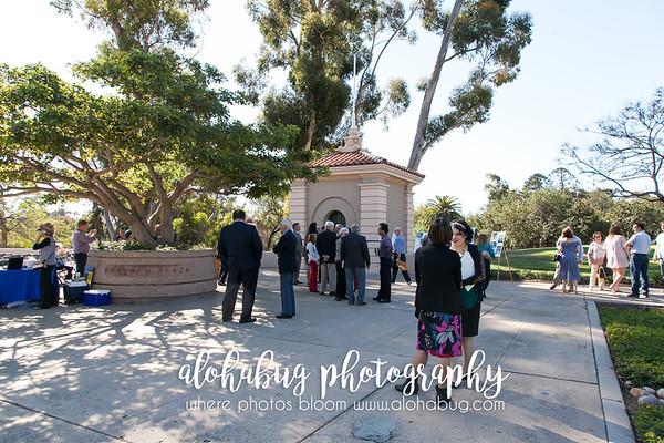Gate House Ribbon Cutting Event 2017 - Friends of Balboa Park Organization by AlohaBug Photography