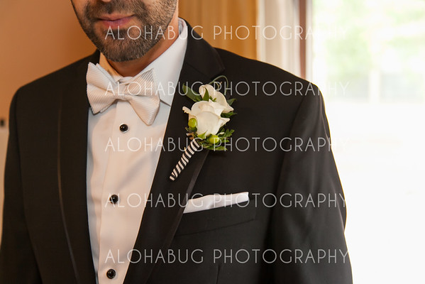 Michelle + Kaveh's Wedding Day by Rizza CW