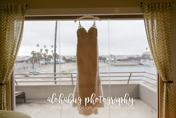 Nicole + Michael's Wedding, Mission Bay Women's Club Photographer