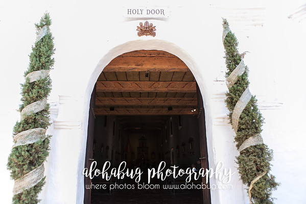Michelle + Jorge's Wedding, Mission Basilica De Alcala Wedding Photographer
