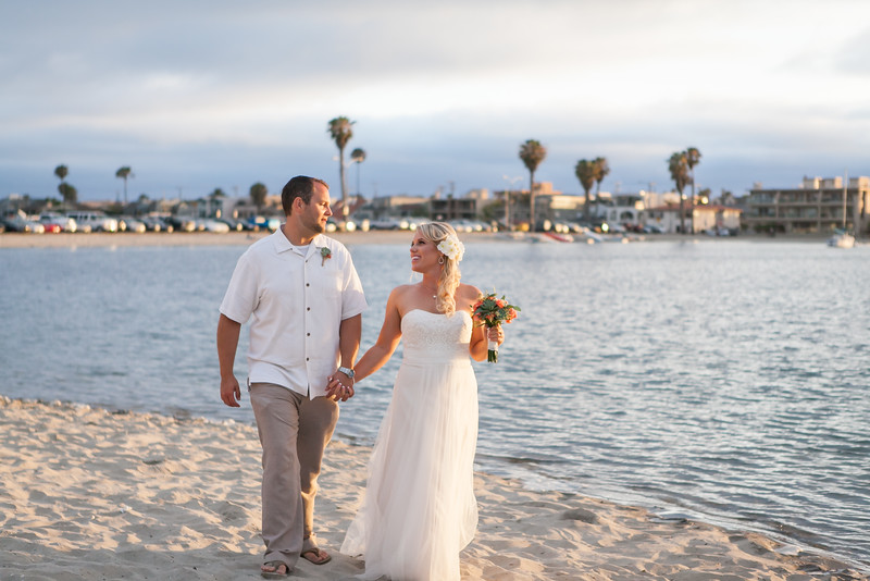 Melissa + Daniel | San Diego Rowing Club Wedding Photographer, Rizza CW