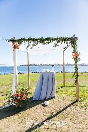 San Diego Wedding Photos by AlohaBug Photography