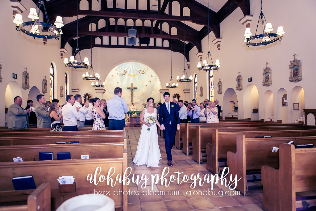 Andrea + Sam | San Diego Rowing Club Wedding Photographer, Rizza CW