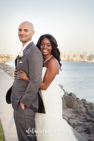 Sheraton Bay Tower Hotel & Marina Wedding Photographer