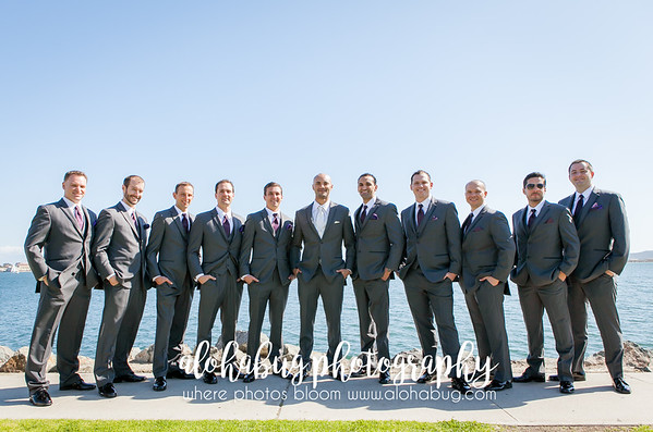 Sheraton Bay Tower Hotel & Marina Wedding Photographer