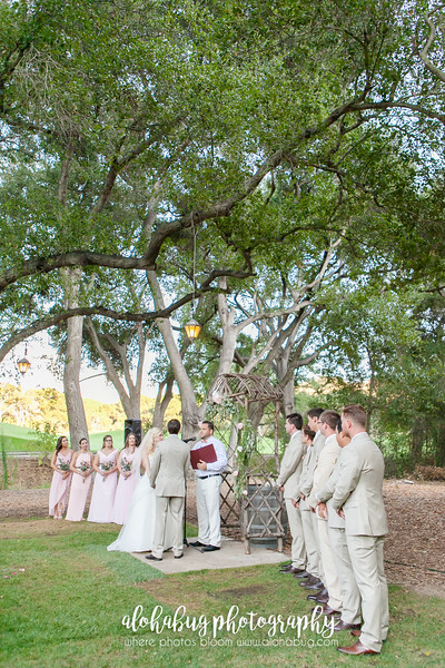 Temecula Creek Inn Wedding Photos by Rizza CW