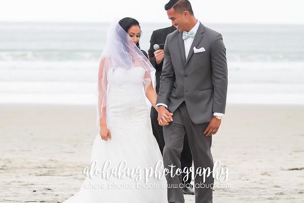 La Jolla Shores Wedding Photography by Rizza CW