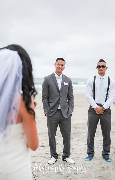 La Jolla Shores Wedding Photography by Rizza CW