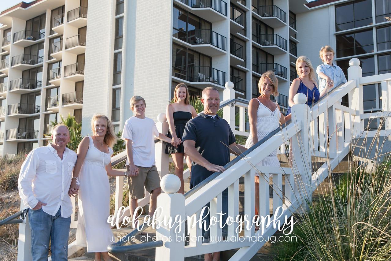 Coronado Beach Family Photos by AlohaBug Photography