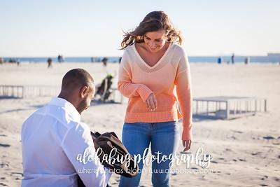 Rasheem + Meghan's Engagement