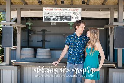 Roseanne + Dakota's Engagement, Old Town Photographer