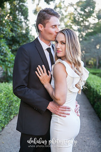 Engagement Photos at Balboa Park by AlohaBug Photography