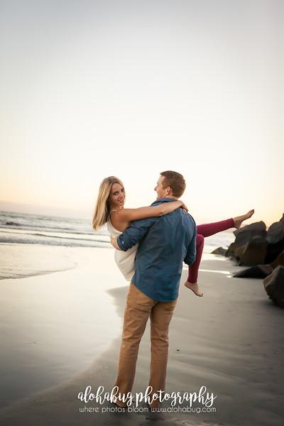 Sarah + Brad's Engagement, Hotel Del Coronado Photographer
