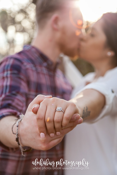 Jesseca + Rickey | Old Poway Park Engagement Photographer, AlohaBug Photography