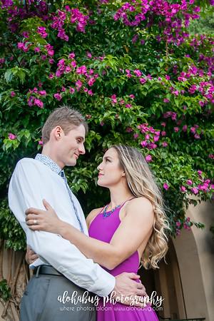 Engagement Photos at Balboa Park by AlohaBug Photography