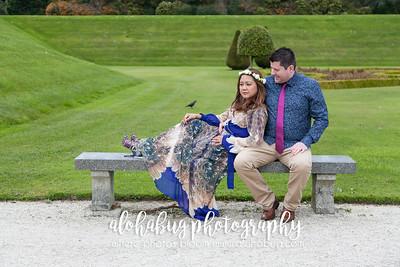 Olive + Rod's Engagement | Powerscourt House Photographer, AlohaBug Photography