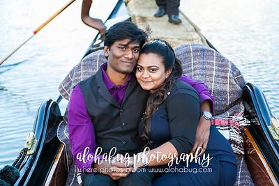 Priya & Karthik's Anniversary 2015