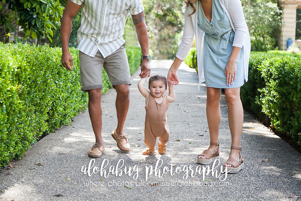Family Photos at Balboa Park by AlohaBug Photography