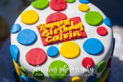 1 Year Old Birthday Cake Smash at Balboa Park by AlohaBug Photography