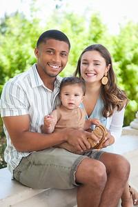 Family Photos at Balboa Park by AlohaBug Photography