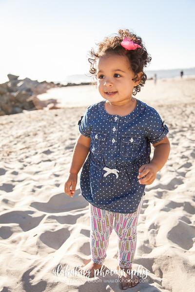 Coronado Beach Family/Maternity Photos by AlohaBug Photography