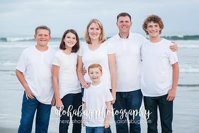 Sarah + Family, Photos at Coronado Beach