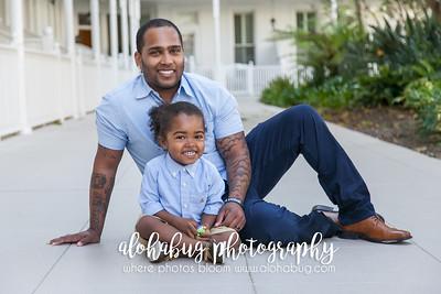 Family Photos at Hotel Del Coronado Beach by AlohaBug Photography