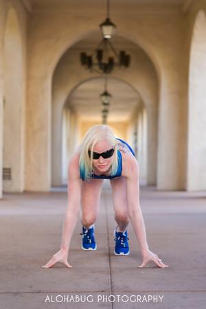 Kym Crosby's Photo Shoot at Balboa Park