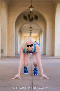Kym Crosby's Photo Shoot at Balboa Park